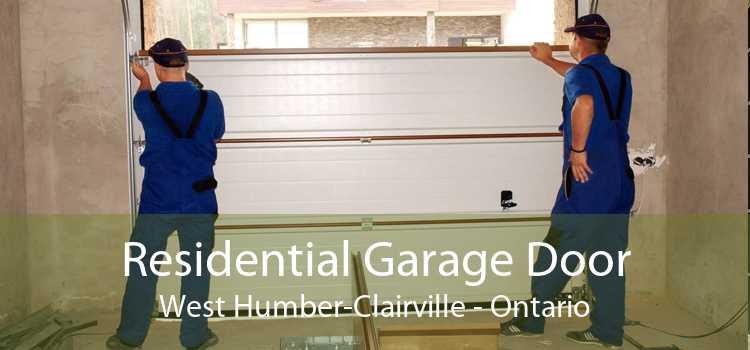 Residential Garage Door West Humber-Clairville - Ontario