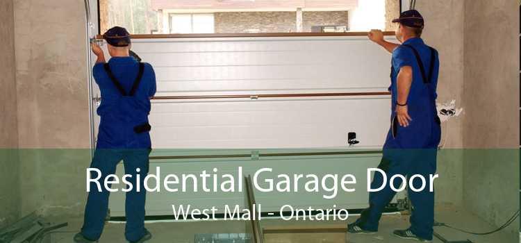 Residential Garage Door West Mall - Ontario