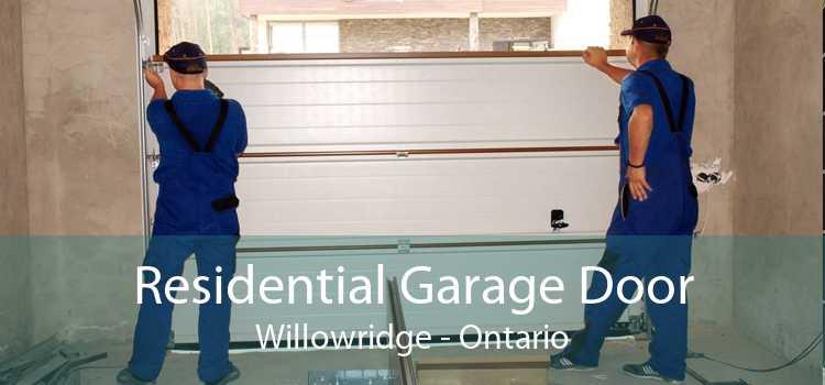 Residential Garage Door Willowridge - Ontario