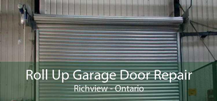 Roll Up Garage Door Repair Richview - Ontario