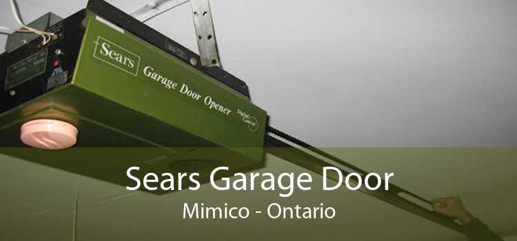 Sears Garage Door Mimico - Ontario