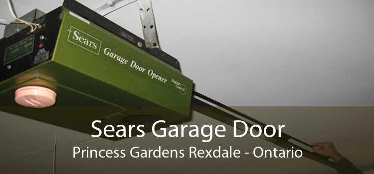 Sears Garage Door Princess Gardens Rexdale - Ontario