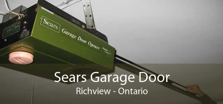 Sears Garage Door Richview - Ontario