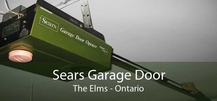 Sears Garage Door The Elms - Ontario