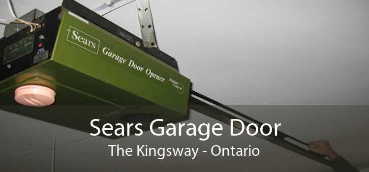 Sears Garage Door The Kingsway - Ontario