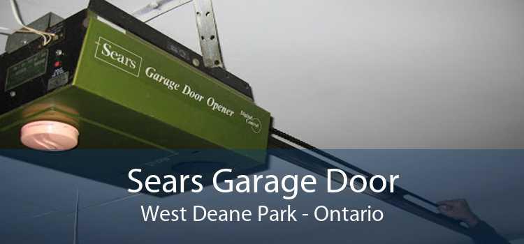 Sears Garage Door West Deane Park - Ontario
