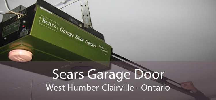 Sears Garage Door West Humber-Clairville - Ontario