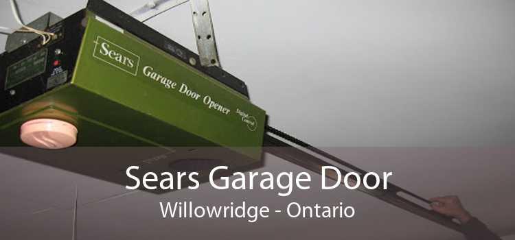 Sears Garage Door Willowridge - Ontario