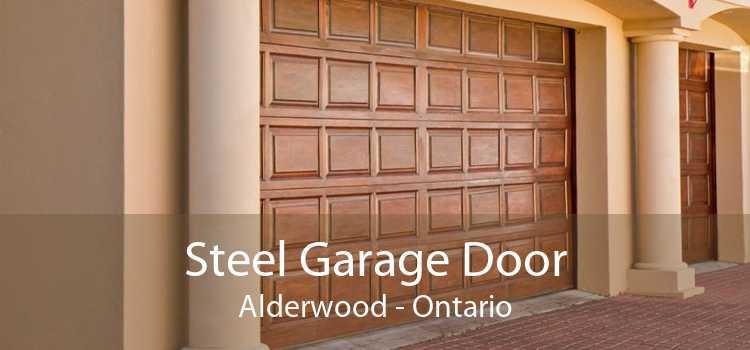 Steel Garage Door Alderwood - Ontario