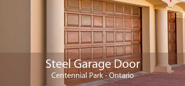 Steel Garage Door Centennial Park - Ontario