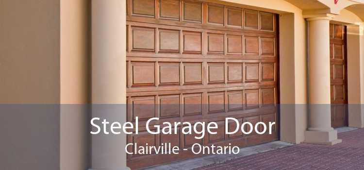 Steel Garage Door Clairville - Ontario