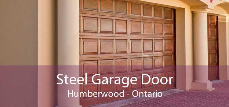 Steel Garage Door Humberwood - Ontario