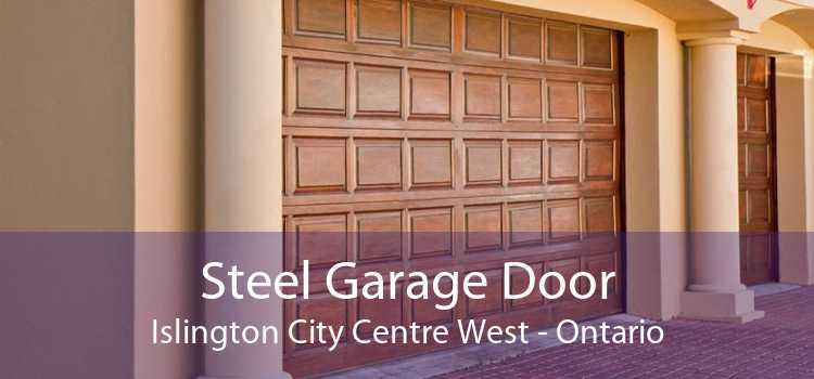 Steel Garage Door Islington City Centre West - Ontario