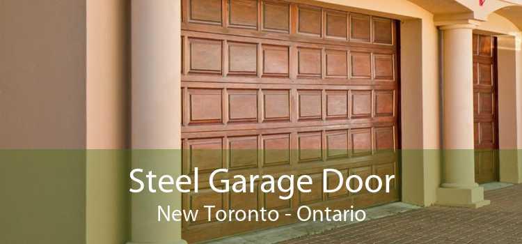 Steel Garage Door New Toronto - Ontario