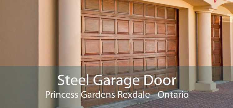 Steel Garage Door Princess Gardens Rexdale - Ontario