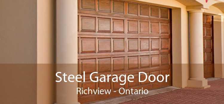 Steel Garage Door Richview - Ontario