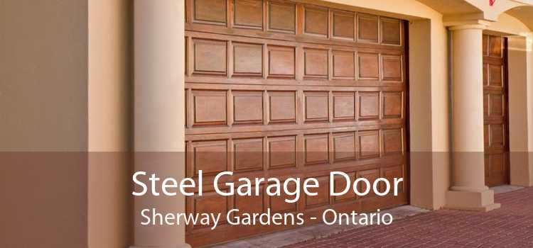 Steel Garage Door Sherway Gardens - Ontario