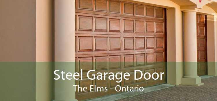 Steel Garage Door The Elms - Ontario