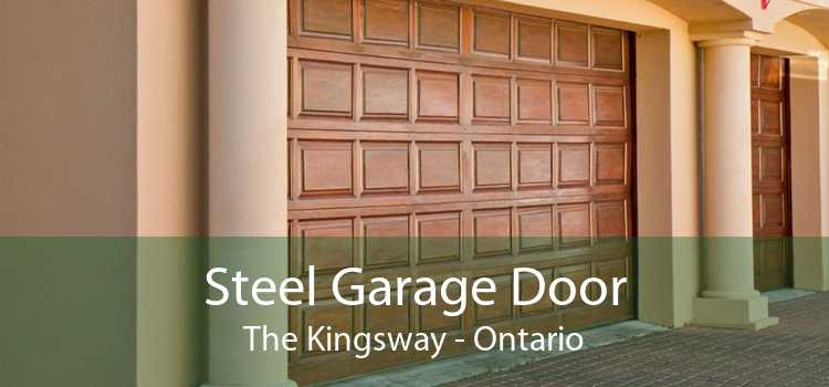 Steel Garage Door The Kingsway - Ontario