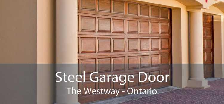 Steel Garage Door The Westway - Ontario