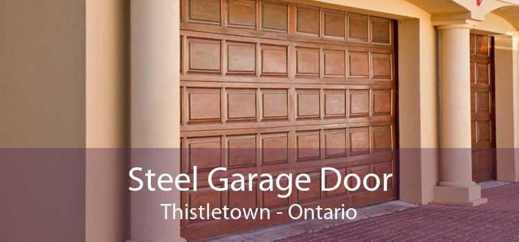 Steel Garage Door Thistletown - Ontario