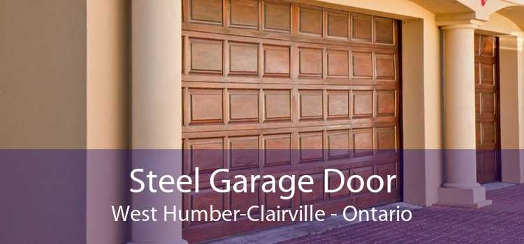 Steel Garage Door West Humber-Clairville - Ontario
