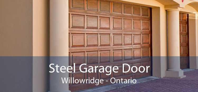 Steel Garage Door Willowridge - Ontario
