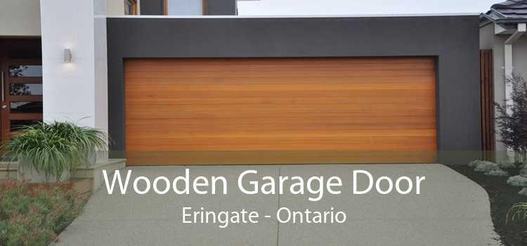Wooden Garage Door Eringate - Ontario