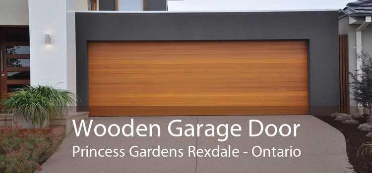 Wooden Garage Door Princess Gardens Rexdale - Ontario
